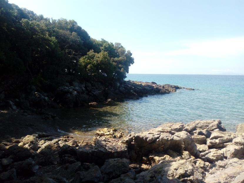 CROATIE : halte sur l'Ile deKrk