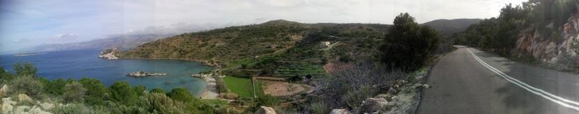 L'île de Chios